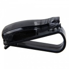 KICCY ABS Sunglasses Glasses Clip Card Pen Holder for Car Vehicle