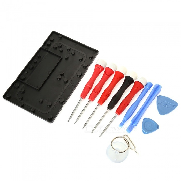11-in-1 Multifunctional Screwdrivers + Pry Bar Tool Set for IPHONE