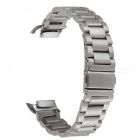 Stainless Steel Watch Band for Samsung Gear Fit 2 SM-R360 - Silver