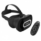RITECH VR GO 3D Glasses + Bluetooth Controller - Black + Gray
