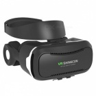 "SHINECON SC-2GE VR Virtual Reality 3D Glasses for 4.7~6"" Phone - Black"