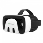 "SHINECON SC-3GB Virtual Reality VR Headset for 4.4~6"" Phones - White"
