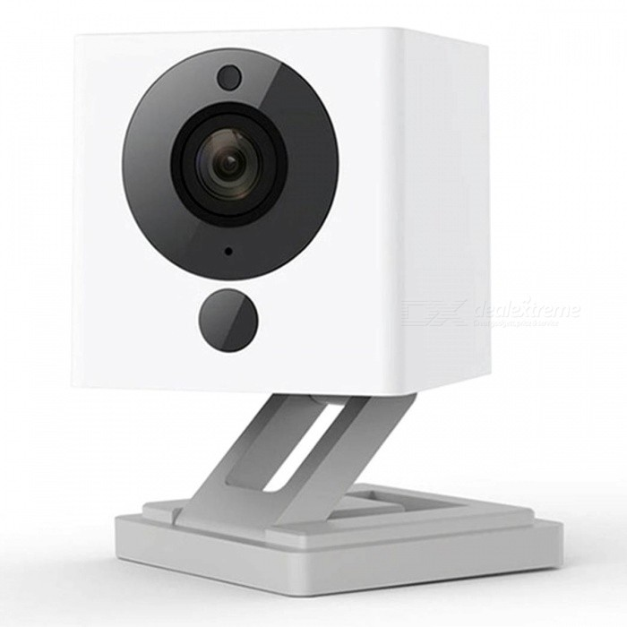 Xiaomi 1080P Smart Wi-Fi IP Camera w/ Night Vision (US Plugs)IP Cameras<br>Form  ColorWhitePower AdapterUS PlugModeliSC5MaterialPlasticQuantity1 setSupported BrowserOthers,N/AOnline Visitor0Mobile Phone PlatformOthers,N/APacking List1 x Small square camera1 x Quick Guide (Simplified Chinese)1 x Power adapter1 x Power supply cable<br>