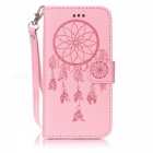 BLCR Dreamcatcher étui en cuir pour IPHONE 6 / 6S Plus - Rose