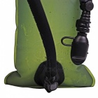 NUCKILY Portable Thickening Foldable Water Bag - Green (2.5L)