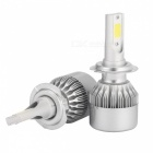 MZ C9 H7 72W 7200lm COB LED High / Low Beam Headlight Bulbs (1 Pair)