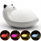 YouOKLight Grizzly Touch Sense Dimmen Bunte Licht Nacht Lampe -Grau