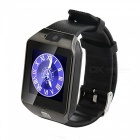 "KICCY 1,4"" Bluetooth Smart Wrist Friska Watch för Phone - Svart"