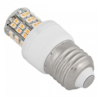 E27 3W 48-SMD LED Scheinwerfer Corn Birne Lampe Warm White Light