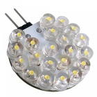 QooK G4 21-LED Spotlight Bulb Lamps Warm White (2 PCS / DC 12V)
