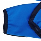 NUCKILY Windproof Waterproof Long Sleeved Cycling Suit - Blue (M)