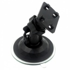 G-Tube Car Mount Holder w/ Suction Cup for IPHONE 7 Plus - Black