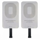 QI Wireless Charging Receiver for Micro USB Mobile Phone (2 PCS)