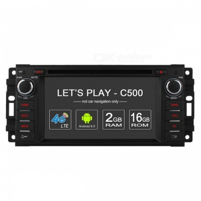 Ownice C500 Android 6.0 Quad-core Car DVD Player GPS for Jeep Chrysler