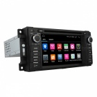 Ownice C500 Android 6.0 Quad-Core-Auto-DVD-Spieler GPS für Jeep Chrysler