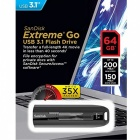 SanDisk SDCZ800-064G Extreme Go 64GB USB 3.1 Flash Drive