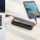 Câble Anker PowerLine + Lightning sur USB MFi - Rouge (3 pi)