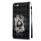 "BLCR Poker Pattern Magnetic nahkakotelo 5.5"" IPHONE 6 Plus"
