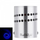 YouOKLight YK2243 Cylinder Shape LED Wall Lamp - Blue Light