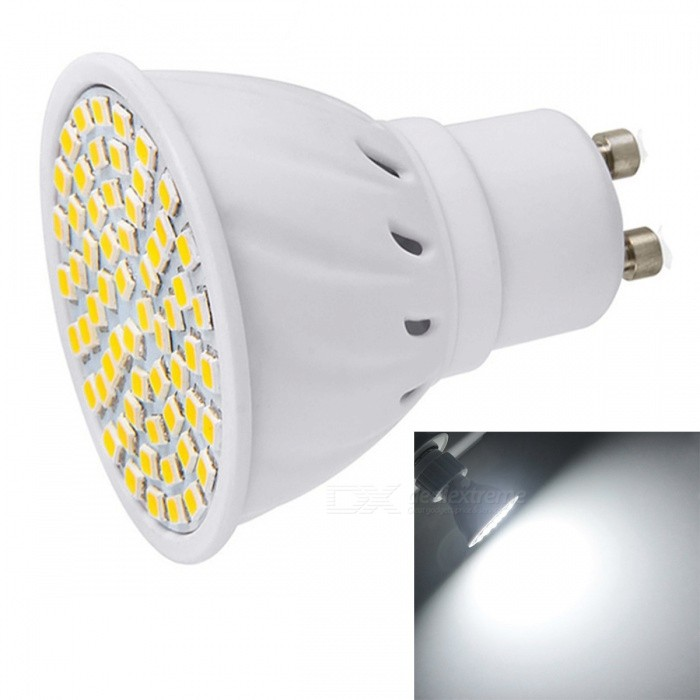 JRLED GU10 3W Cold White 6300K 350lm 60-SMD 2835 LED Valaisimet (2kpl)