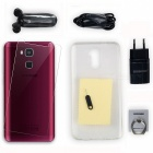 "DOOGEE Y6 Android 6.0 5.5"" HD 4G Phone w/ 2GB RAM, 16GB ROM- Agate Red"