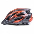 MOON MV-29 Upgrade Version Ultralight Bike Helmet - Red + Black (L)