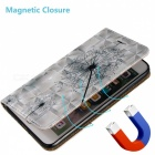 BLCR Dandelion Pattern Magnetic Case For Samsung Galaxy S6 Edge