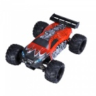 HelicMAX G18-1 1:18 45KMH 4WD High Speed ​​RC Rennwagen - Rot + Schwarz