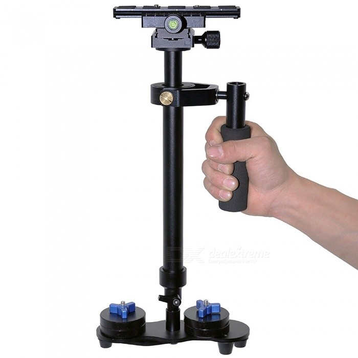 VELEDGE VD-S60 Handheld Stabilizer w/ Quick Release Plate for DSLR