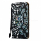 BLCR kallo Pattern Magnetic PU Case for Samsung Galaxy S6