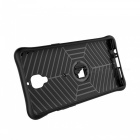 TPU + PC Back Case w/ Holder Stand for Oneplus 3T - Black
