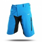 ARSUXEO DH-2 Leisure Men's Short Pants for Outdoor Sports - Blue (M)