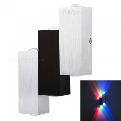 YouOKLight YK2239 6W Ladder Shape LED Wall Lamp - RGB Light