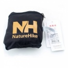 Naturehike Sac à bandoulière simple pliant / Messenger Bag - Noir (38L)
