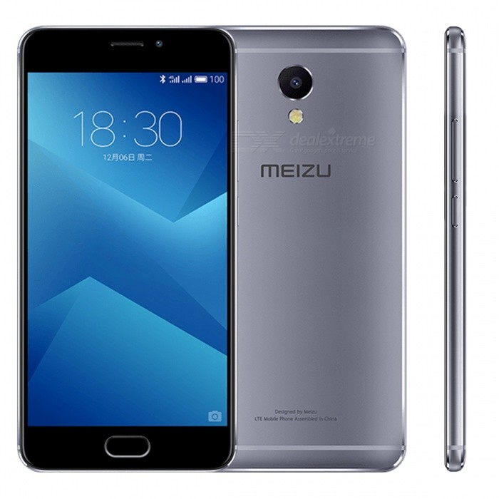 Meizu M5 Note(Meilan Note 5) Dual SIM Phone w/ 3GB RAM 32GB ROM - GrayAndroid Phones<br>Form  ColorBlack + GreyRAM3GBROM32GBBrandMEIZUModelMeizu M5 Note (Meilan Note 5)Quantity1 DX.PCM.Model.AttributeModel.UnitMaterialMetalShade Of ColorBlackTypeBrand NewPower AdapterUS PlugHousing Case MaterialMetalTime of Release2016-12Network Type2G,3G,4GBand Details2G: GSM 850/900/1800/1900MHz; 3G: WCDMA 900/2100MHz; 4G: FDD-LTE Band 1/3/7/8/20(B1:2100, B3:1800, B7:2600, B8:900MHz, B20:800MHzData TransferGPRSWLAN Wi-Fi 802.11 a,b,g,nSIM Card TypeMicro SIMSIM Card Quantity2Network StandbyDual Network StandbyGPSYesNFCNoInfrared PortYesBluetooth VersionBluetooth V4.0Operating SystemAndroid 6.0CPU ProcessorMTK Helio P10  1.8GHz, 1.0GHzCPU Core QuantityOcta-CoreGPUMali-T860LanguageEnglish, Simplified Chinese, Traditional Chinese, Dutch, Indonesian, Malay, Persian, Danish, German, Estonian, Spanish, French, Zulu, Italian, Swahili, Latvian, Lithuanian, Hungarian, Norwegian, Polish, Portuguese, Romansh, Slovak, Vietnamese, Turkish, Russian, Arabic, Korean, JapaneseAvailable Memory28.5GBMemory CardMicroSDMax. Expansion Supported128GBSize Range5.5 inches &amp; OverTouch Screen TypeYesScreen Resolution1920*1080Multitouch10Screen Size ( inches)Others,5.5Screen Edge2D Curved EdgeCamera Pixel13.0MPFront Camera Pixels5 DX.PCM.Model.AttributeModel.UnitFlashYesTalk Time6 DX.PCM.Model.AttributeModel.UnitStandby Time100 DX.PCM.Model.AttributeModel.UnitBattery Capacity4000 DX.PCM.Model.AttributeModel.UnitfeaturesWi-Fi,GPS,BluetoothSensorG-sensorWaterproof LevelIPX0 (Not Protected)Dust-proof LevelNoI/O Interface3.5mm,Micro USB v2.0Format SupportedVideo: MP4, 3GP, MOV, MKV, AVI, FLV, MPEG  Audio: FLAC, APE, AAC, MKA, OGG, MIDI, M4A, AMR  Image: JPEG, PNG, GIF, BMPWireless ChargingNoReference Websites== Will this mobile phone work with a certain mobile carrier of yours? ==Packing List1 * Cell phone1 * Type-C cable (100cm)1 * Charger (US plug / 100~240V / 5V 2A)1 * English user manual <br>