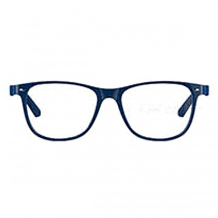 Anti Blue Laser Fatigue Ultraviolet Ray-resistant Glasses - Blue