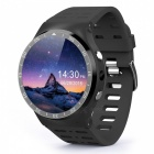ZGPAX S99 Android 5.1 Smart Watch Telefon mit 8GB ROM - Schwarz