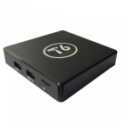 T6 amlogic S905X quad-core Wi-Fi smart TV-box med 2 GB RAM + 16 GB ROM