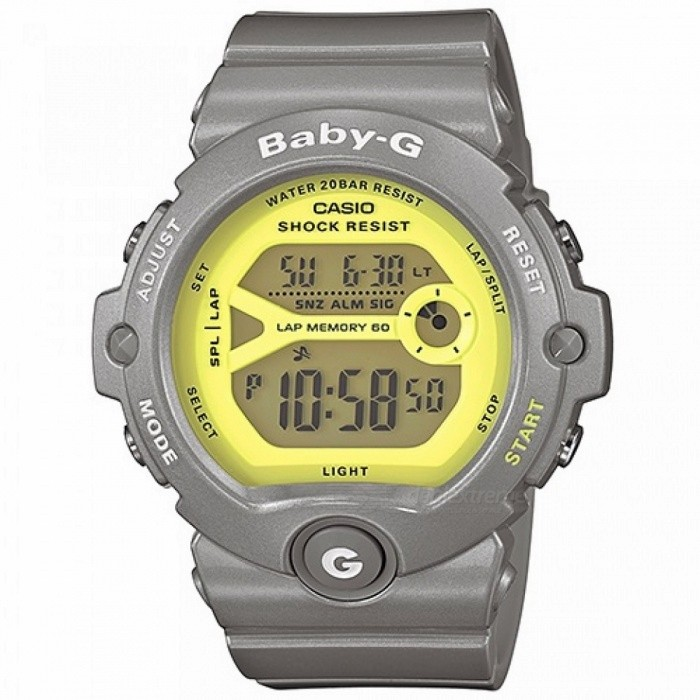 Casio Baby-G BG-6903-8DR Sport Watch - Gray