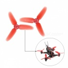 Walkera Rodeo 110 FPV Racing Drone Spare Part CW CCW Propellers - Red
