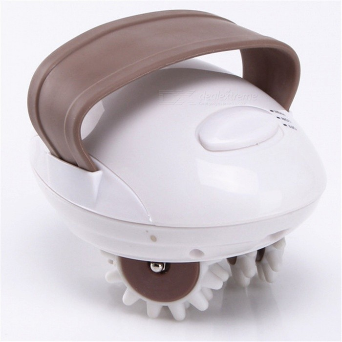 Mini Portable Electric Body Massager