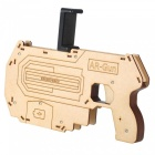 Smartphone Shooting Games DIY Toy Gun for Android / iOS Phones