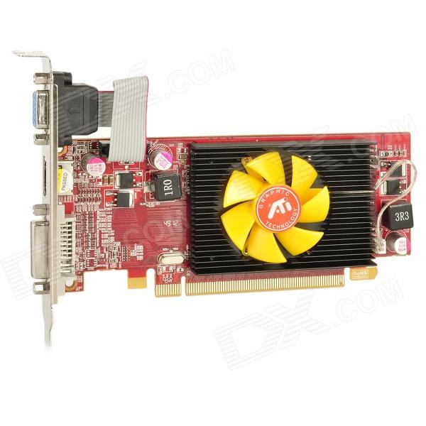 ATI Radeon HD 4350 512M DDR2 PCI-E Video Card radeon hd 7990 в екатеринбурге