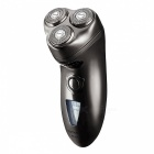 FLYCO FS352 3D Floating Revolving Rechargeable Electric Shaver - Black