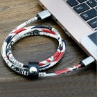 USB M to Micro USB M Data Sync and Charging Cable (100cm)