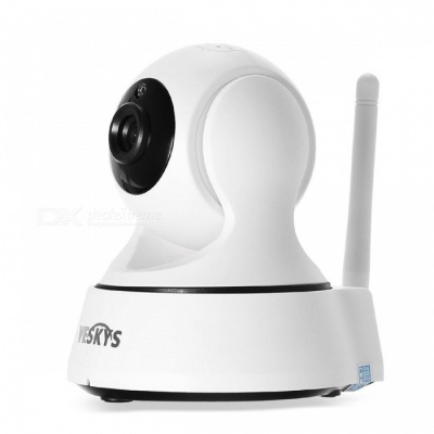 VESKYS 2.0MP 1080P Wi-Fi Security Surveillance IP Camera (US Plugs)