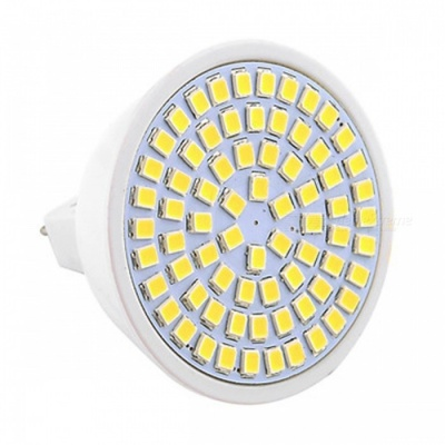 YWXLight MR16 72-SMD 7W 2835 Cold White LED Spotlight