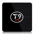 2017 T9 amlogic S912 4 Karat 1080 P TV BOX w / 2 GB RAM 16 GB ROM (EU stecker)