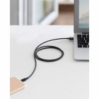 Anker 3ft Nylon Braided USB Cable with Lightning Connector- Space Gray