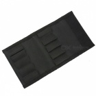 Tactical 10 Round Shotgun Reload Magazine Pouch - Noir